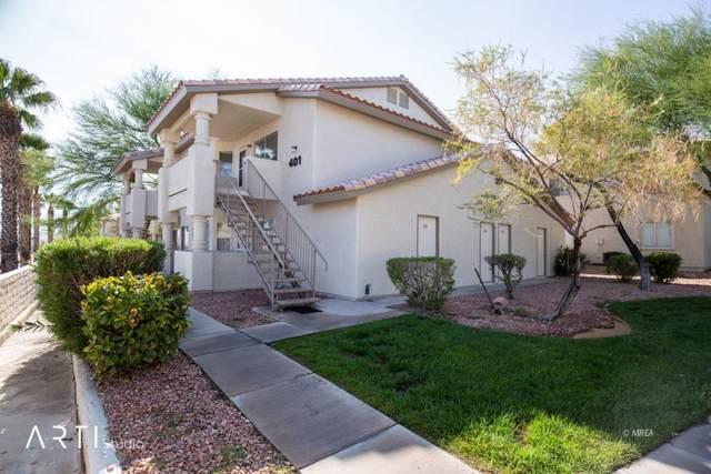 401 Mesa Blvd #201, Mesquite, NV 89027 (MLS #1122471) :: RE/MAX Ridge Realty