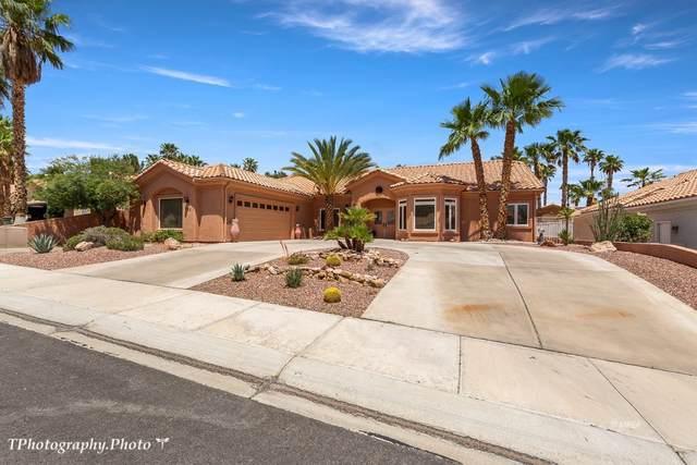 581 Casa Grande Cir, Mesquite, NV 89027 (MLS #1122478) :: RE/MAX Ridge Realty