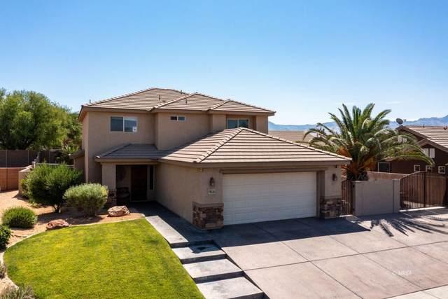 466 Lewis, Mesquite, NV 89027 (MLS #1122521) :: RE/MAX Ridge Realty
