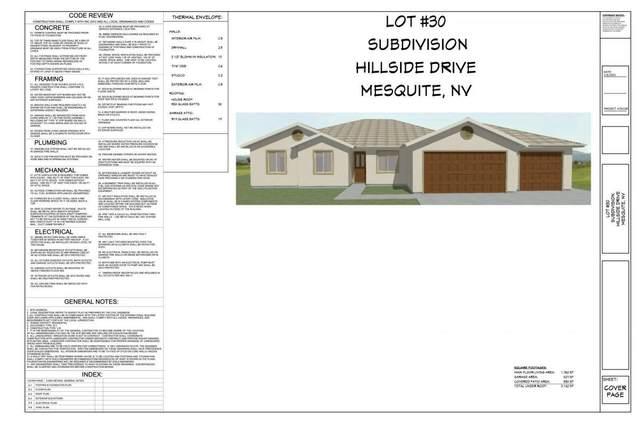 650 Hillside Dr, Mesquite, NV 89027 (MLS #1122549) :: RE/MAX Ridge Realty