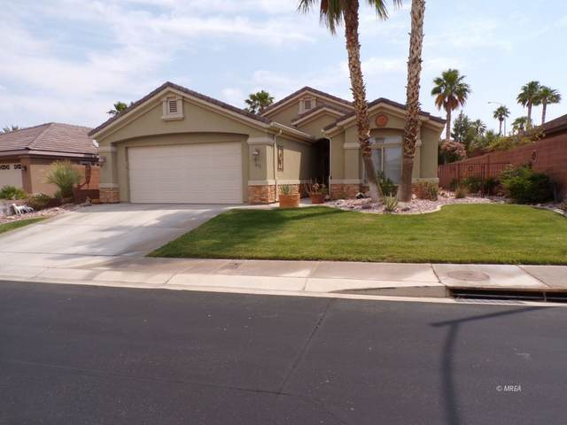 675 Paloma Cir, Mesquite, NV 89027 (MLS #1122570) :: RE/MAX Ridge Realty