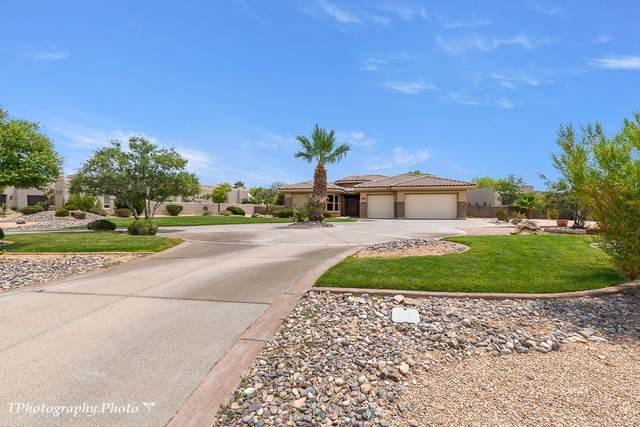 664 Lascala Dr, Mesquite, NV 89027 (MLS #1122581) :: RE/MAX Ridge Realty