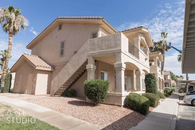 517 W Mesquite Blvd #423, Mesquite, NV 89027 (MLS #1122599) :: RE/MAX Ridge Realty