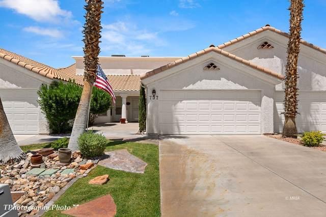 737 Mesa Springs Dr, Mesquite, NV 89027 (MLS #1122638) :: RE/MAX Ridge Realty