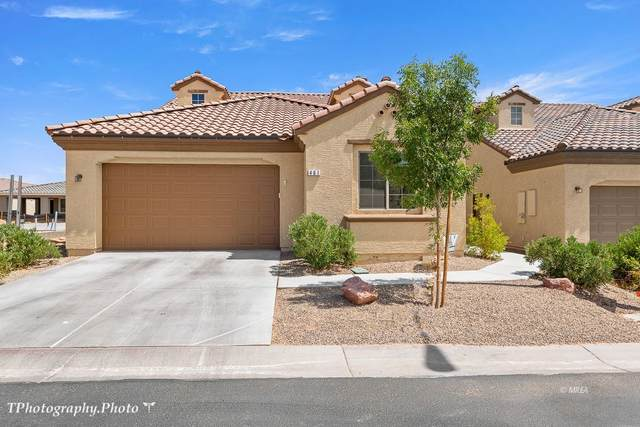 461 Paradise Valley Hts, Mesquite, NV 89027 (MLS #1122643) :: RE/MAX Ridge Realty