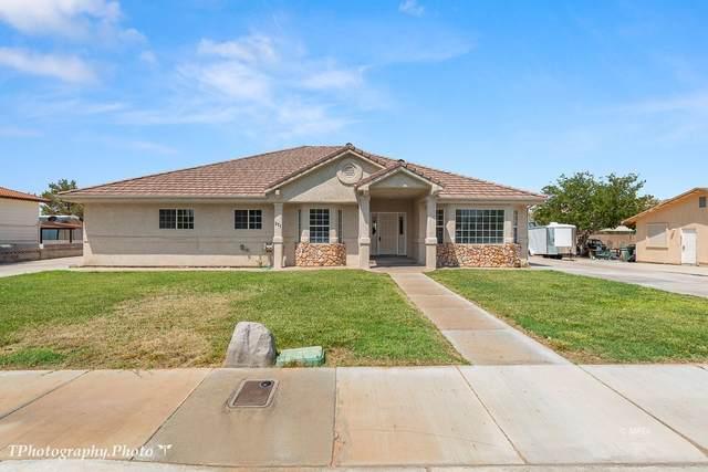 271 N Yucca St, Mesquite, NV 89027 (MLS #1122686) :: RE/MAX Ridge Realty