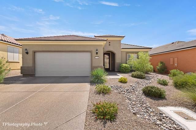 1298 Rainbow Ridge, Mesquite, NV 89034 (MLS #1122736) :: RE/MAX Ridge Realty