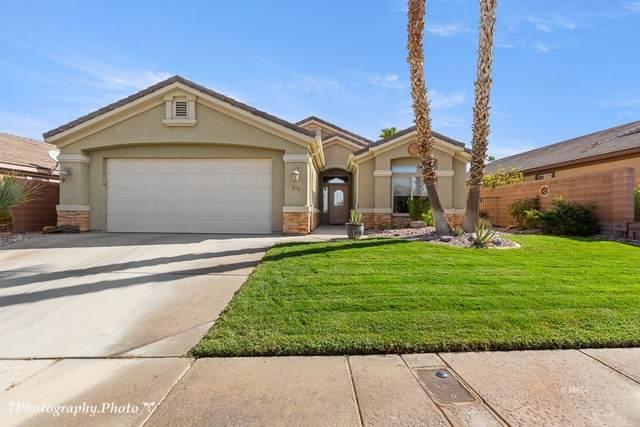 675 Paloma Circle, Mesquite, NV 89027 (MLS #1122750) :: RE/MAX Ridge Realty