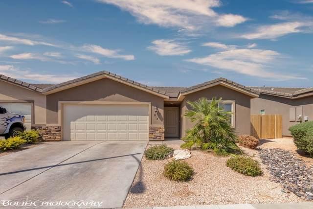 213 San Juan Ln, Mesquite, NV 89027 (MLS #1122777) :: RE/MAX Ridge Realty