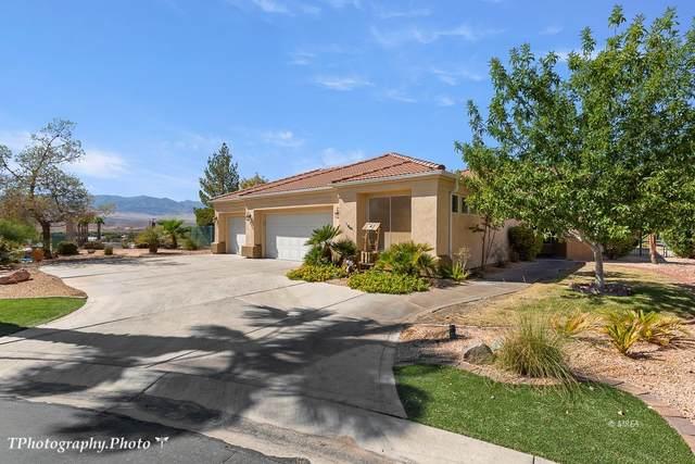 579 Fairways Dr, Mesquite, NV 89027 (MLS #1122784) :: RE/MAX Ridge Realty