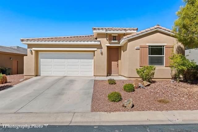 1403 Huntington Heights, Mesquite, NV 89027 (MLS #1122785) :: RE/MAX Ridge Realty