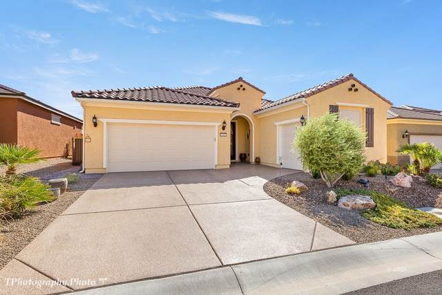 1302 Rainbow Ridge, Mesquite, NV 89034 (MLS #1122798) :: RE/MAX Ridge Realty