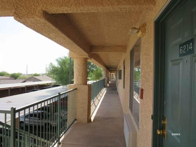 100 Pulsipher Ln #6214, Mesquite, NV 89027 (MLS #1122801) :: RE/MAX Ridge Realty