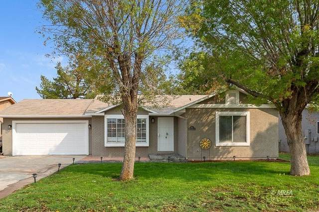 381 Bannock St, Mesquite, NV 89027 (MLS #1122831) :: RE/MAX Ridge Realty