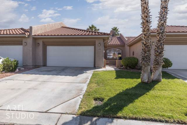 1038 Mohave Dr, Mesquite, NV 89027 (MLS #1122841) :: RE/MAX Ridge Realty