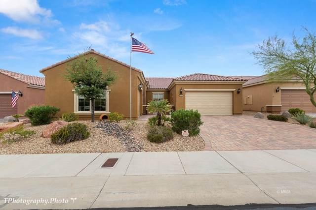 1043 Starlight Terrace, Mesquite, NV 89034 (MLS #1122849) :: RE/MAX Ridge Realty