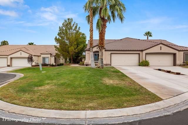 833 Fox Hills Way, Mesquite, NV 89027 (MLS #1122850) :: RE/MAX Ridge Realty