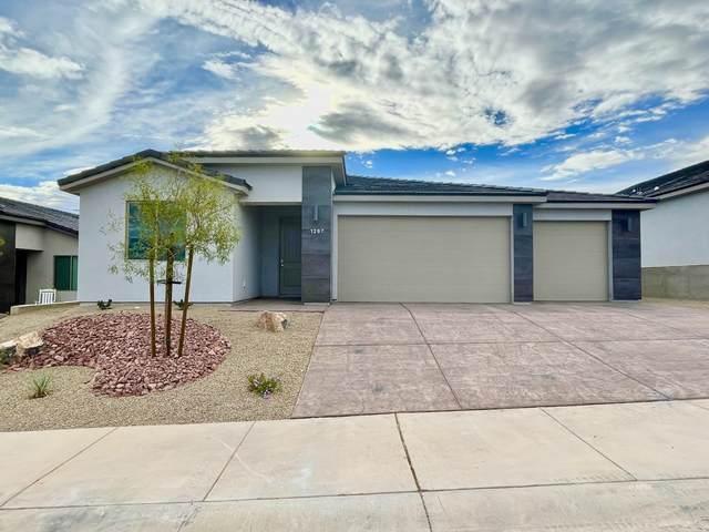 1287 Manassas Cv., Mesquite, NV 89027 (MLS #1122857) :: RE/MAX Ridge Realty
