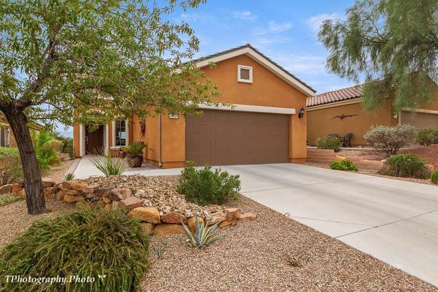860 Frontier Pass Trail, Mesquite, NV 89034 (MLS #1122863) :: RE/MAX Ridge Realty