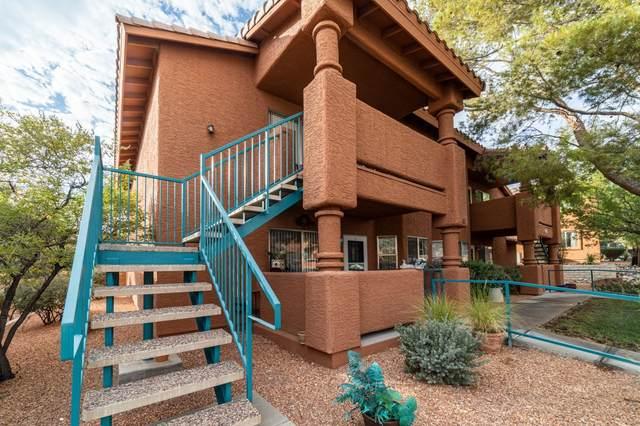 875 Mesquite Springs Dr #202, Mesquite, NV 89027 (MLS #1122864) :: RE/MAX Ridge Realty