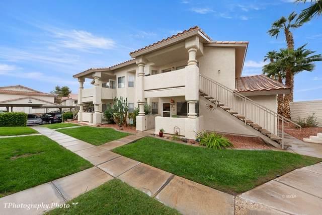449 Mesa Blvd #101, Mesquite, NV 89027 (MLS #1122869) :: RE/MAX Ridge Realty