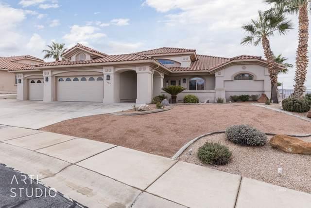 590 Mountain View Drive, Mesquite, NV 89027 (MLS #1122874) :: RE/MAX Ridge Realty