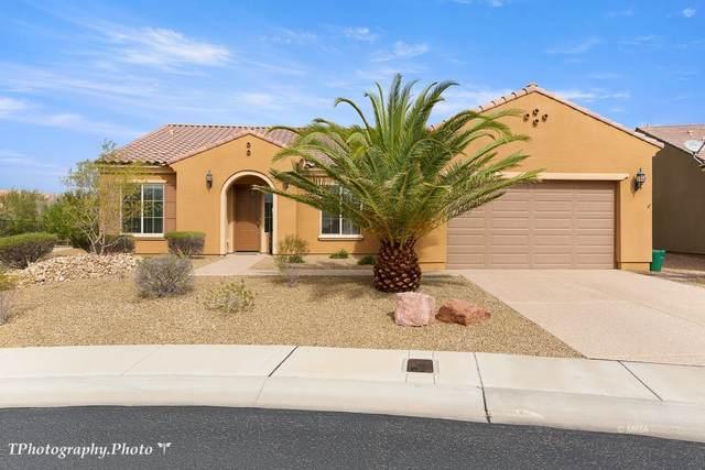 1118 Prairie Schooner, Mesquite, NV 89034 (MLS #1122880) :: RE/MAX Ridge Realty