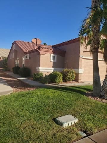 1393 Pinehurst Dr, Mesquite, NV 89027 (MLS #1122881) :: RE/MAX Ridge Realty