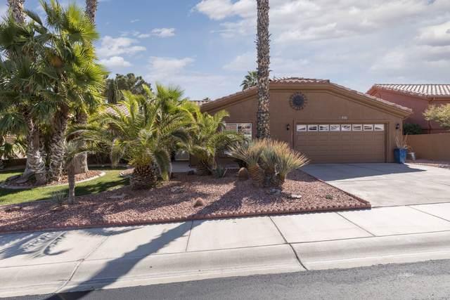 590 Los Altos, Mesquite, NV 89027 (MLS #1122884) :: RE/MAX Ridge Realty
