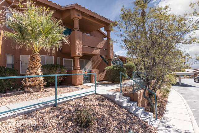 940 Mesquite Springs Dr #201, Mesquite, NV 89027 (MLS #1122887) :: RE/MAX Ridge Realty