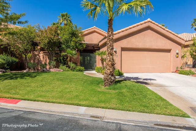 637 Pinnacle Court, Mesquite, NV 89027 (MLS #1118296) :: RE/MAX Ridge Realty