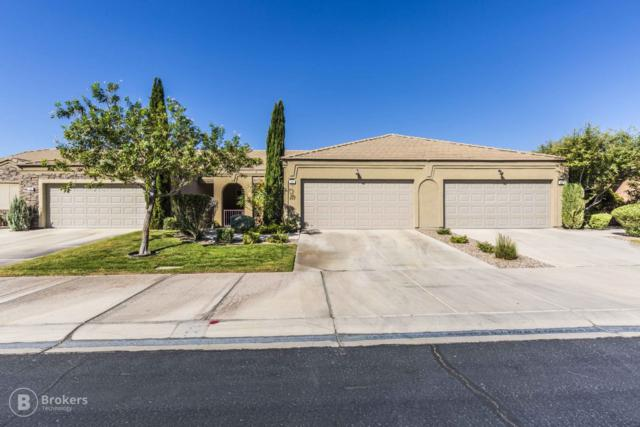 537 Hagens Alley, Mesquite, NV 89027 (MLS #1118341) :: RE/MAX Ridge Realty
