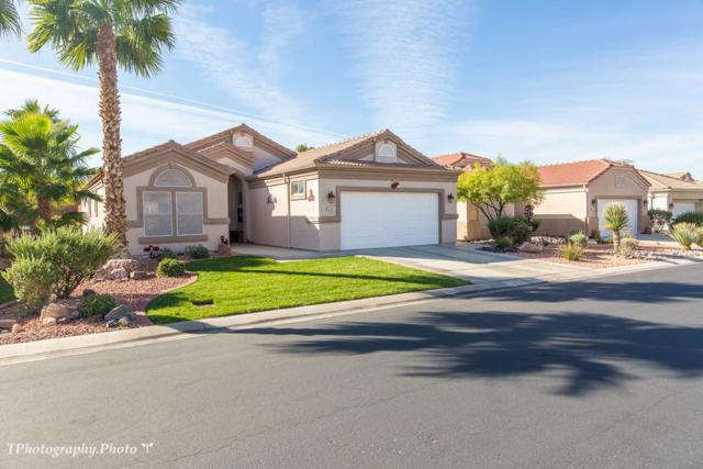 424 Chalet Dr, Mesquite, NV 89027 (MLS #1118399) :: RE/MAX Ridge Realty