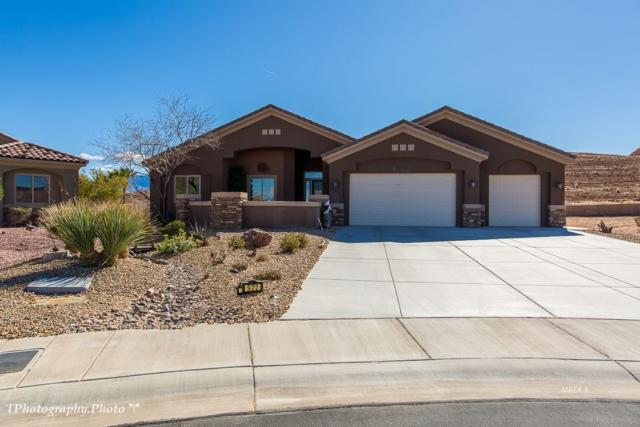922 Overlook Ln, Mesquite, NV 89027 (MLS #1118806) :: RE/MAX Ridge Realty