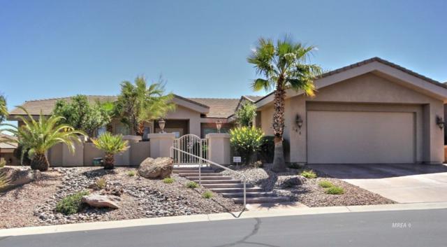 544 Rolling Hills Drive, Mesquite, NV 89027 (MLS #1118848) :: RE/MAX Ridge Realty