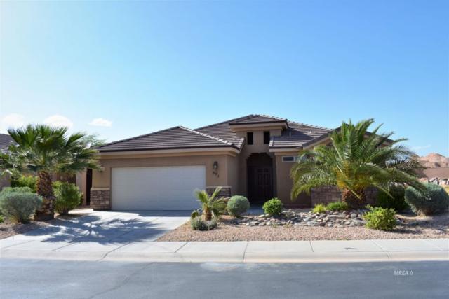 453 Wild Horse Ln, Mesquite, NV 89027 (MLS #1118990) :: RE/MAX Ridge Realty