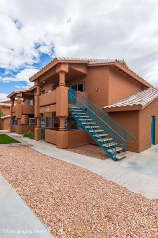 819 Mesquite Springs Dr #201, Mesquite, NV 89027 (MLS #1119004) :: RE/MAX Ridge Realty