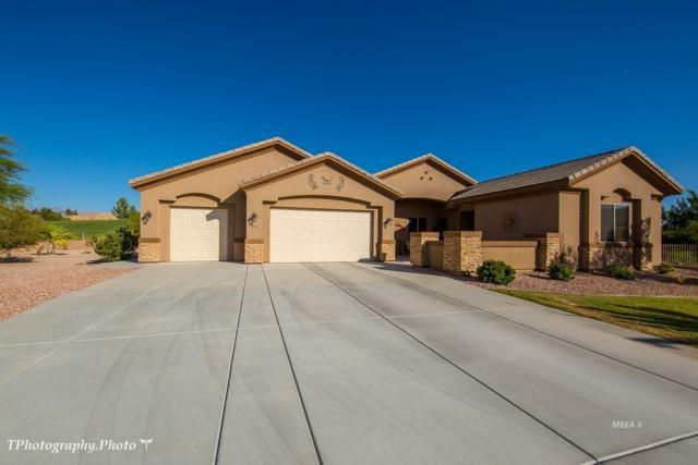 416 Long Iron Ln, Mesquite, NV 89027 (MLS #1119176) :: RE/MAX Ridge Realty