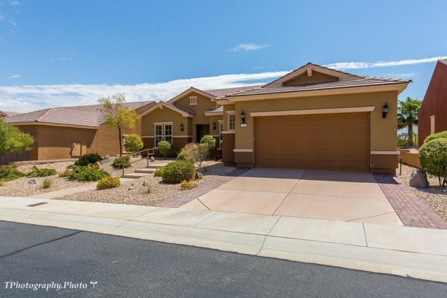 1150 North Fork Trail, Mesquite, NV 89034 (MLS #1119353) :: RE/MAX Ridge Realty