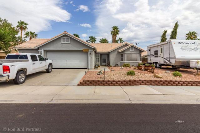 134 Mimosa Way, Mesquite, NV 89027 (MLS #1119373) :: RE/MAX Ridge Realty