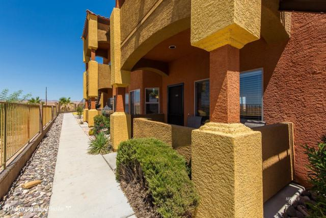890 Kitty Hawk Dr #512, Mesquite, NV 89027 (MLS #1119385) :: RE/MAX Ridge Realty