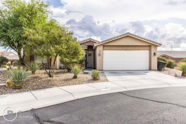 170 San Pablo Ct, Mesquite, NV 89027 (MLS #1119510) :: RE/MAX Ridge Realty