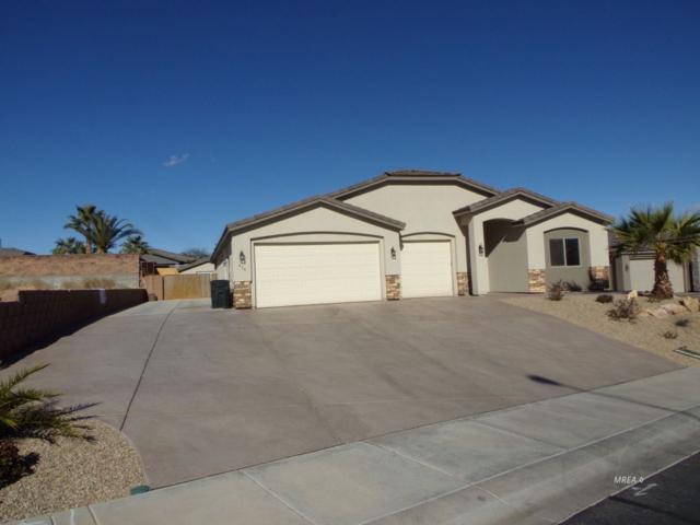 475 Nolina Way Ln, Mesquite, NV 89027 (MLS #1119859) :: RE/MAX Ridge Realty