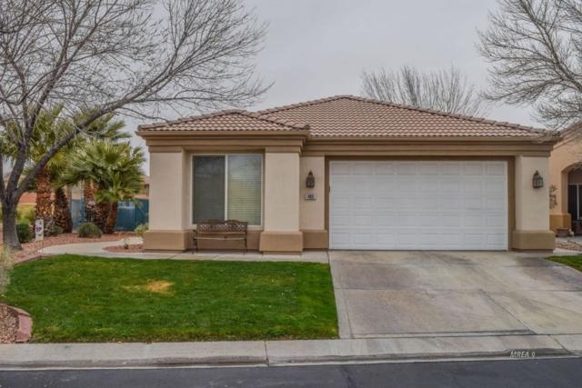 485 Fairway Dr, Mesquite, NV 89027 (MLS #1119956) :: RE/MAX Ridge Realty