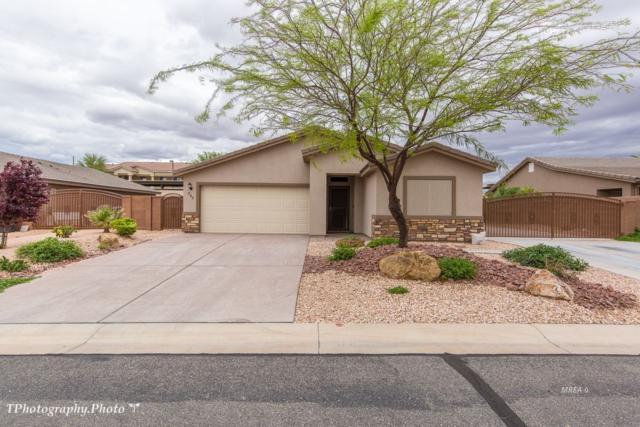 865 Santa Theresa Way, Mesquite, NV 89027 (MLS #1120135) :: RE/MAX Ridge Realty