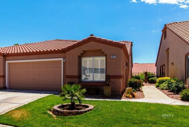 1418 Harbour, Mesquite, NV 89027 (MLS #1120235) :: RE/MAX Ridge Realty