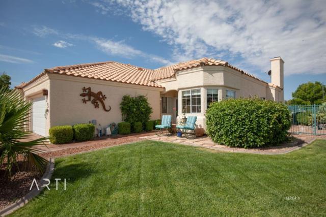 545 Canyon Way, Mesquite, NV 89027 (MLS #1120319) :: RE/MAX Ridge Realty