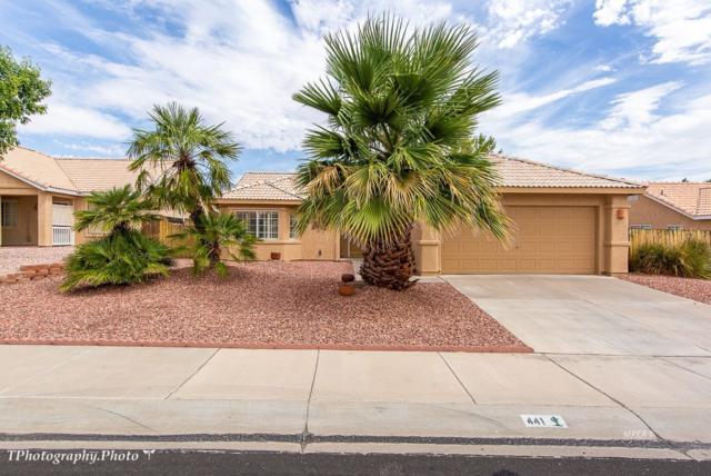 441 Honeysuckle Ln, Mesquite, NV 89027 (MLS #1120420) :: RE/MAX Ridge Realty