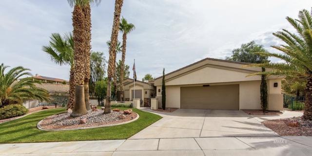 492 Lakeridge Dr, Mesquite, NV 89027 (MLS #1120464) :: RE/MAX Ridge Realty