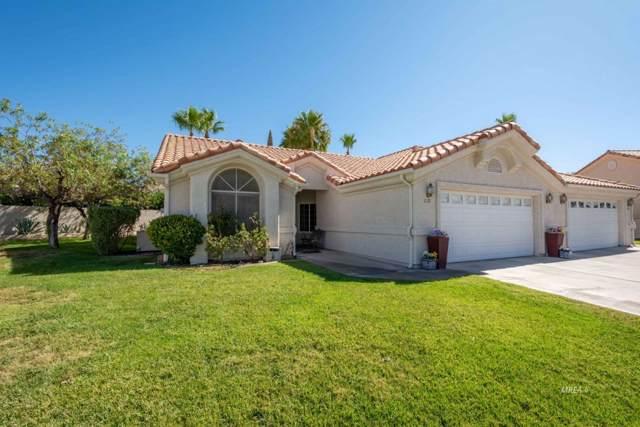 632 Laspalmas Cir, Mesquite, NV 89027 (MLS #1120499) :: RE/MAX Ridge Realty